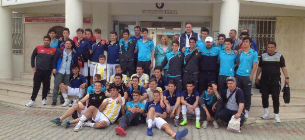 Şampiyon Bucaspor Futbol Akademi