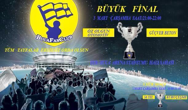 B.F.C Turnuvasında Büyük Final!