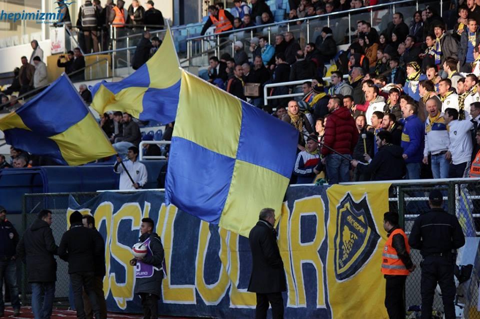 Bucaspor Arena'da Orduspor'u Ağırlıyor
