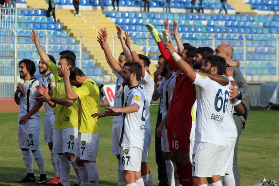 """DÜŞ – ME – YE – CE – ĞİZ ! """"Adanaspor 0-1 Bucaspor'umuz"""""""