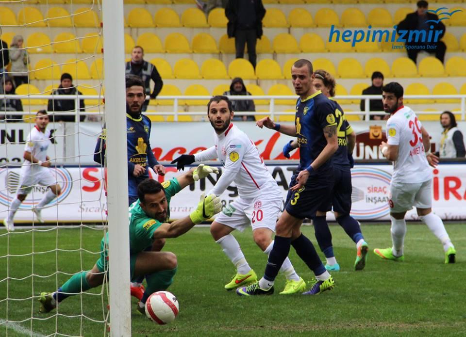 """Fırtına, Arena'da Kan Kaybediyor ! """"Bucaspor 'umuz 0-3 Antalya"""""""