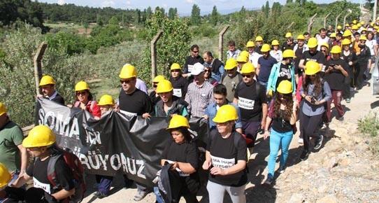 Soma Hatırası Buca'da Yaşayacak