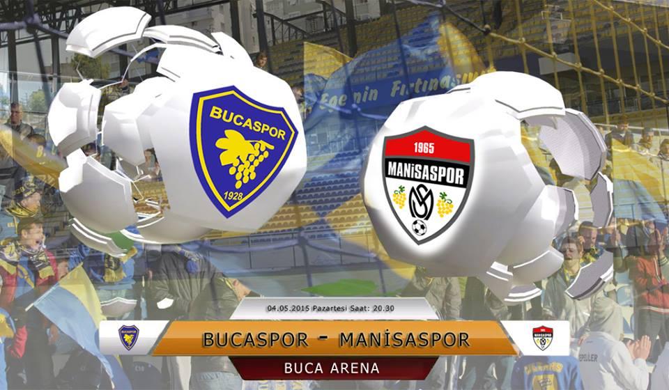 Bucaspor'umuz - Manisaspor Maçı Bedava !
