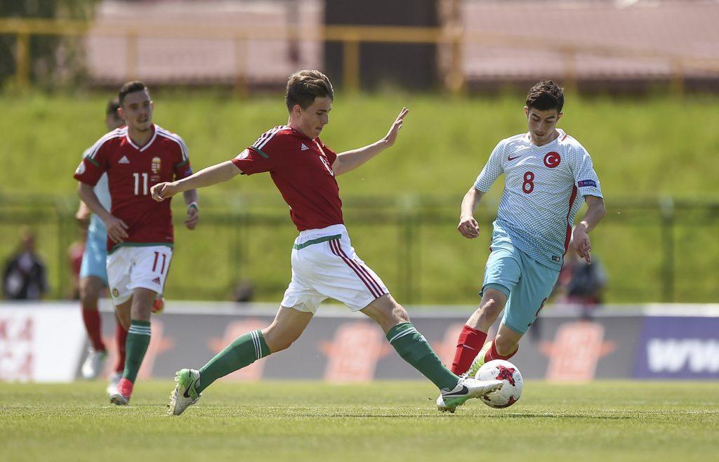 Kerem Kesgin (Turkey) & András Csonka (Hungary)